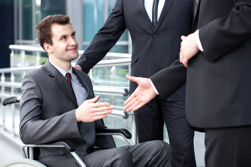 How The American Disability Act (ADA) has protected the disabled workers?
