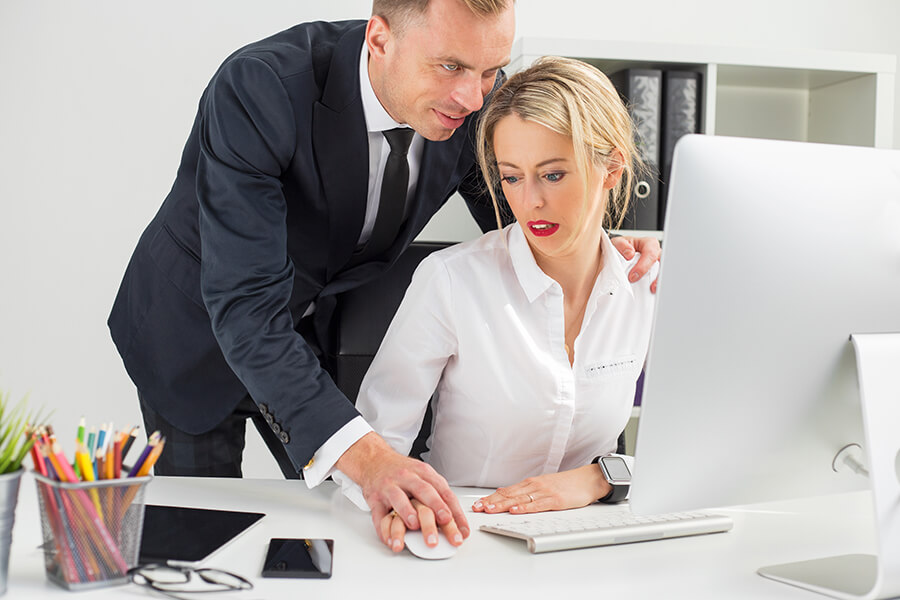thesis on sexual harassment in the workplace Sexual harassment is an important issue in every business if left unattended it could cost companies millions in damages in 1980 the supreme court ruled that sexual harassment was a violation of the civil rights act of 1964.